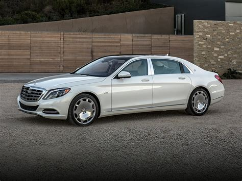 2017 mercedes maybach s600 deals prices incentives