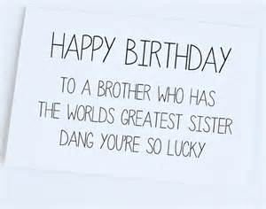 what to write in brothers birthday card best 25 happy birthday ideas on