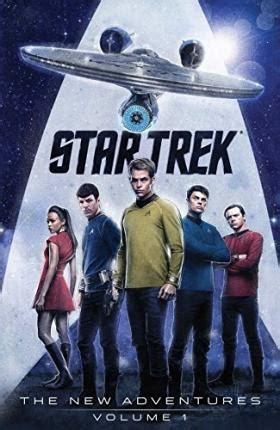 Trek New Visions Volume 1 trek new adventures volume 1 mike johnson 9781631401770