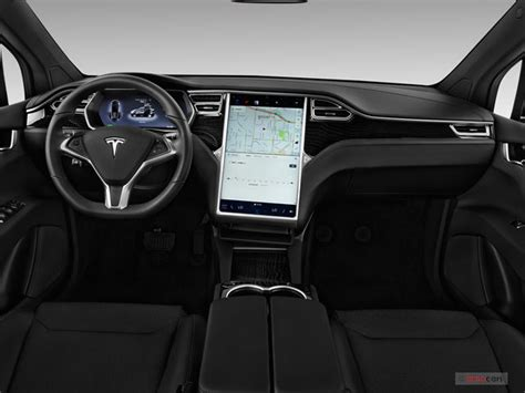 2017 Tesla Model X Interior U S Report