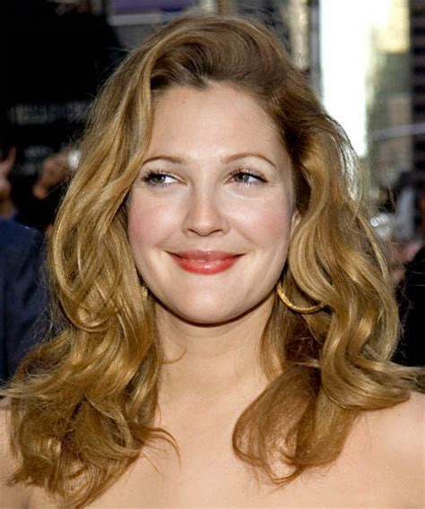 Drew Barrymore Medium Straight Alternative Hairstyle Thehairstyler Com