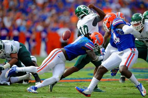 Florida Record Defensive Stats Deceptive Of Record For Florida Gators