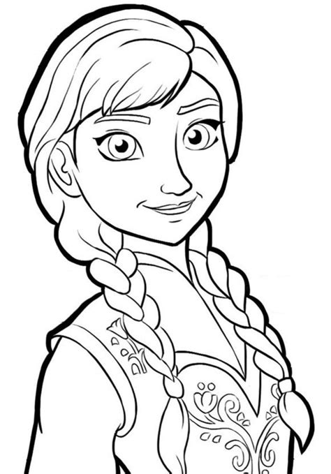 elsa coloring pages easy elsa frozen coloring page elsa and color sheets