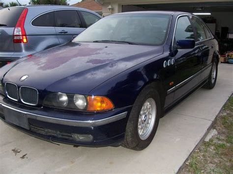how to sell used cars 1997 bmw 8 series lane departure warning sell used 1997 bmw 528i base sedan 4 door 2 8l in north port florida united states for us