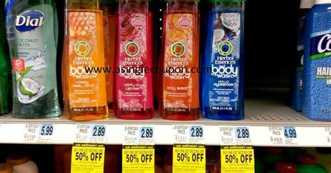 shoprite free herbal essences wash herbal essence wash a moneymaker at rite aid a