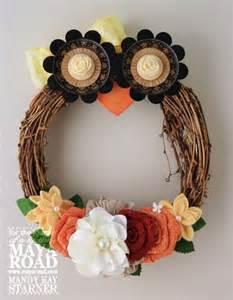Homemade Wreaths For Fall » Home Design 2017
