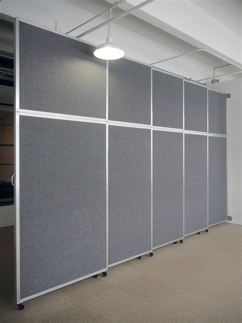 room wall dividers versare operable wall large room dividers reach new heights