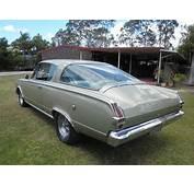 1966 PLYMOUTH BARRACUDA  Muscle Car