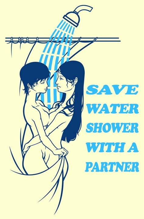 How To Get More Water In Shower by Save Water By Chitototoy On Deviantart