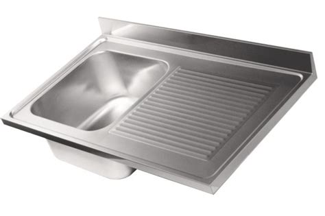 lavello acciaio inox top lavello in acciaio inox aisi 304 1 vasca 1