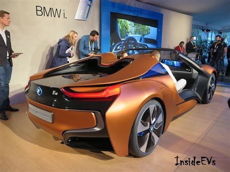 future bmw i8 bmw confirms 2018 launch of i8 roadster