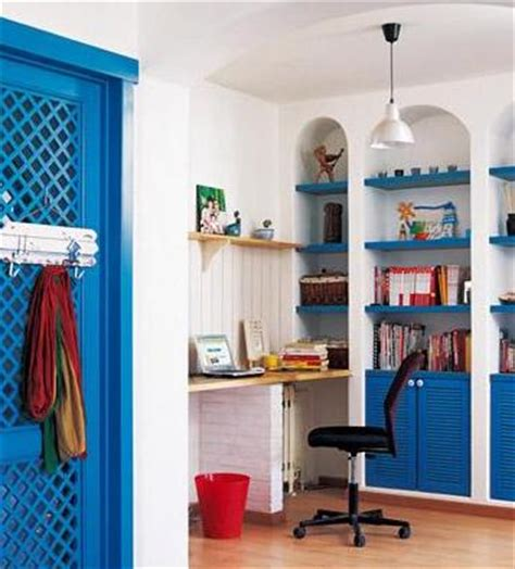 Small Home Decoration Small House Blue Decorating Blue And White Home Decor