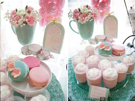 Pastel Baby Shower Decorations by Vintage Pastel Baby Christening Baby Shower Ideas