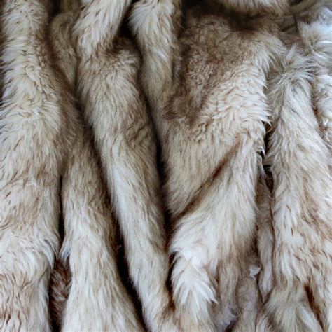 faux fur best fox faux fur throw blanket bachelor on a budget