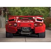 1985 Lamborghini Countach 5000QV  Specifications Photo Price