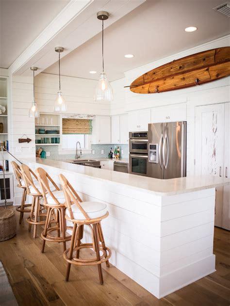 white beach house interior houzz
