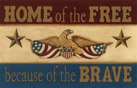 home of the free because of the brave mat rug out of stock