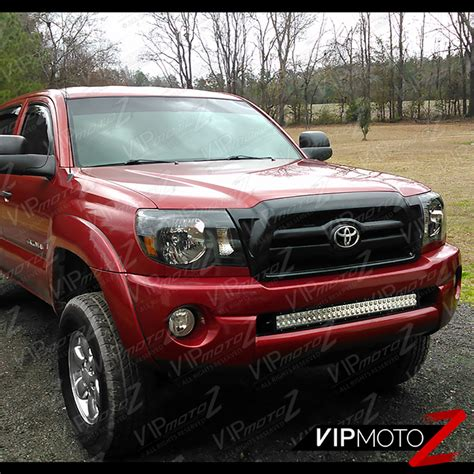 Toyota Tacoma Styles 2005 2011 Toyota Tacoma Quot Trd Style Quot Black Front Headlights