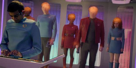 black mirror uss callister spoilers black mirror goes beyond a star trek spoof screen rant