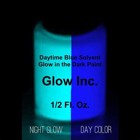 glow in the paint powder philippines daytime blue solvent paint glow inc