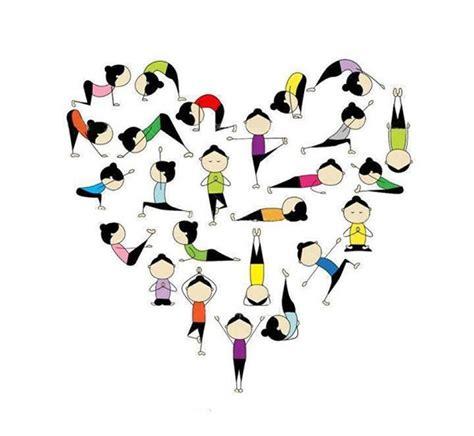 imagenes animadas yoga qu est ce que le yoga mathilde fait du yoga
