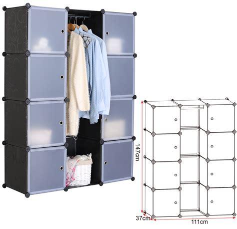 kunststoff kleiderschrank kleiderschrank kunststoff garderobenschrank steckregal