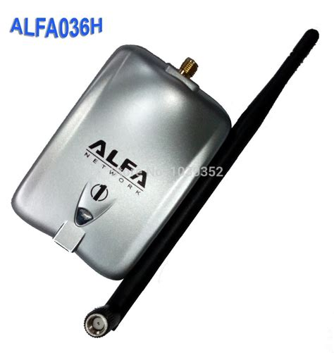 Alfa Wireless Usb Adapter high power 1000mw alfa awus036h wifi wireless usb adapter