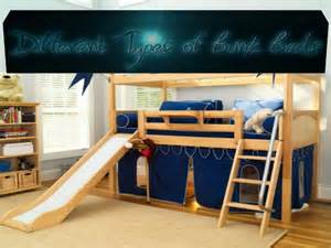Different Types Of Bunk Beds Different Types Of Bunk Beds