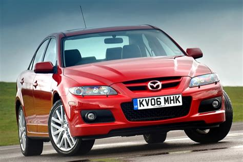 mazda 6 2006 price mazda 6 mps from 2006 used prices parkers