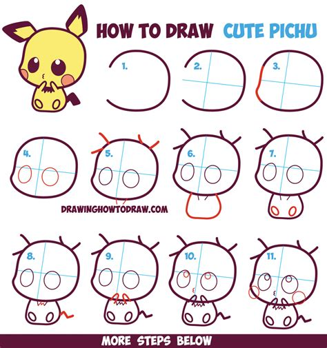 Easy Kid Drawings Step By Step by Easy Drawings For Step By Step Drawing Sketch Library