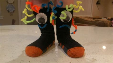 diy wacky socks 17 best images about escuela ideas on pete the