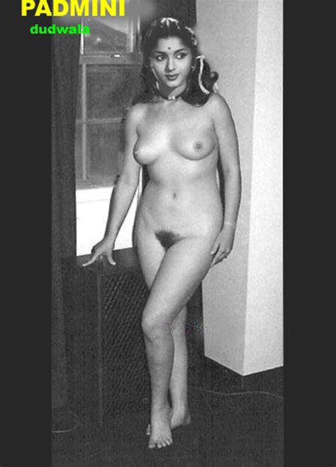 Vintage Padmini Totally Nude Wow Xossip