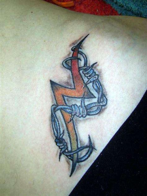 ac dc logo tattoo ac dc tattoo