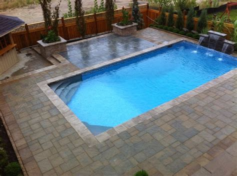 Small Backyard Pool Design Ideas Pools Small Backyards