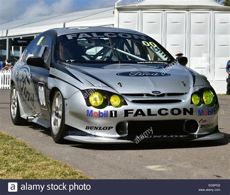 Robinson Ford andy robinson ford falcon green eyed goodwood