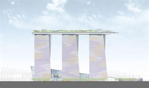marina bay sands data photos plans wikiarquitectura gallery of marina bay sands safdie architects 25