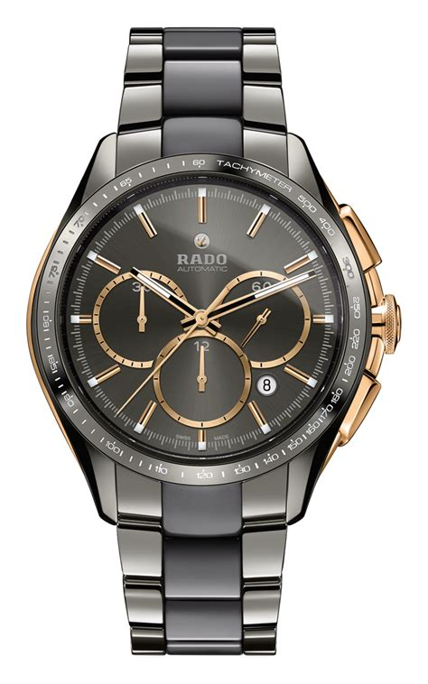 hyperchrome automatic chronograph r32118102 rado watches