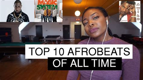 TOP 10 AFRICAN SONGS of ALL TIME   YouTube