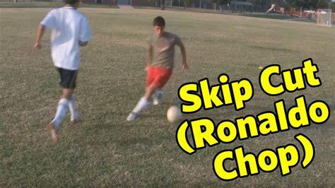 soccer haircut steps 1 on 1 soccer training the skip cut
