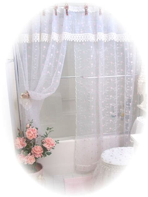 victorian shower curtains bathroom romantic victorian shower curtain disney fashion