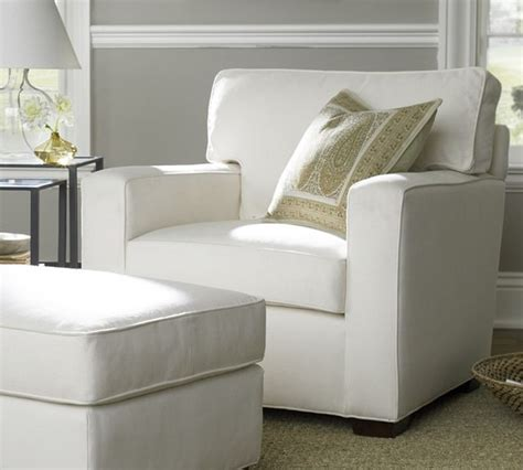 pb square upholstered armchair armchairs
