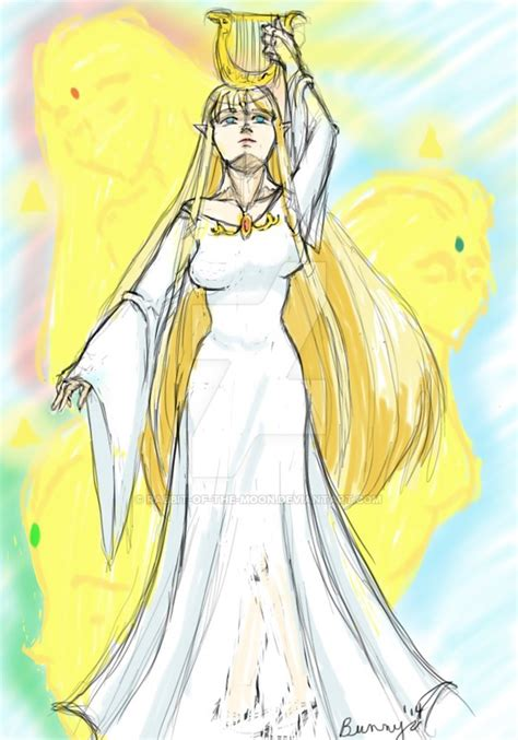 anime thehylia dad day 27 goddess hylia and the 3 goddesses by