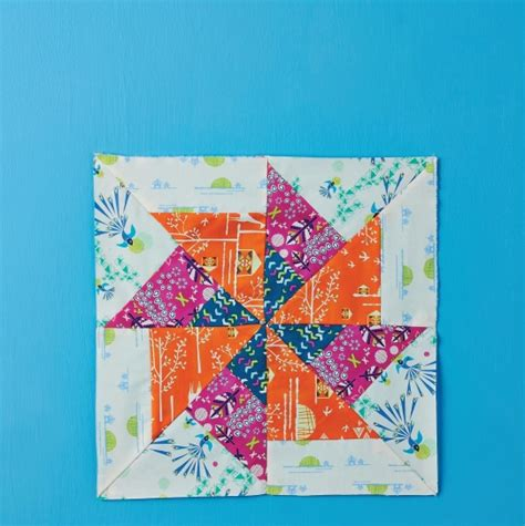 Pinwheel Patchwork - patchwork collectable series pinwheel block free sewing