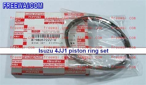 Ring Seher Isuzu Dmax Jj Ring Piston Isuzu Dmax piston ring set for isuzu 4jj1 4jj1 tc 3 0l turbocharged diesel engine 4jj1 4jj1 t 4jj1 tc