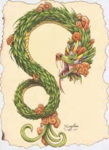 25 best ideas about quetzalcoatl tattoo on pinterest