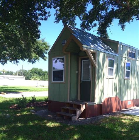 tiny homes florida 28k tiny house in florida for sale