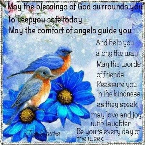 may the lord comfort you may god blessings surround us birds pinterest