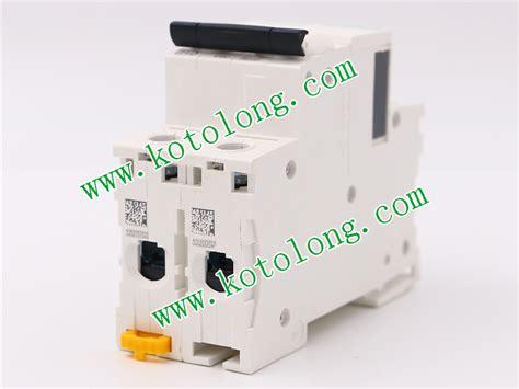 Mcb Mini Circuit Breaker Schneider Ic60n 2p 32a schneider mcb a9f77140 a9f79140 ic60n 2p c40a 6pcs box