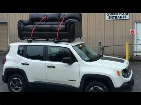 Jeep Sport Roof Rack by Installing A Roof Rack On A Jeep Renegade Sport Model