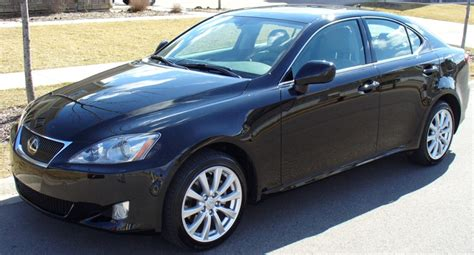 2007 Lexus Is250 Awd by 2007 Lexus Is250 Awd 1 4 Mile Trap Speeds 0 60 Dragtimes